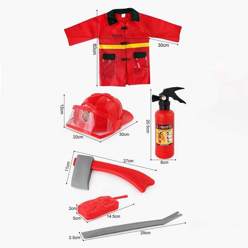 Рюкзак пожарный игрушечный водяной пистолет опрыскиватель белка аксессуар для детей Летняя игрушка
