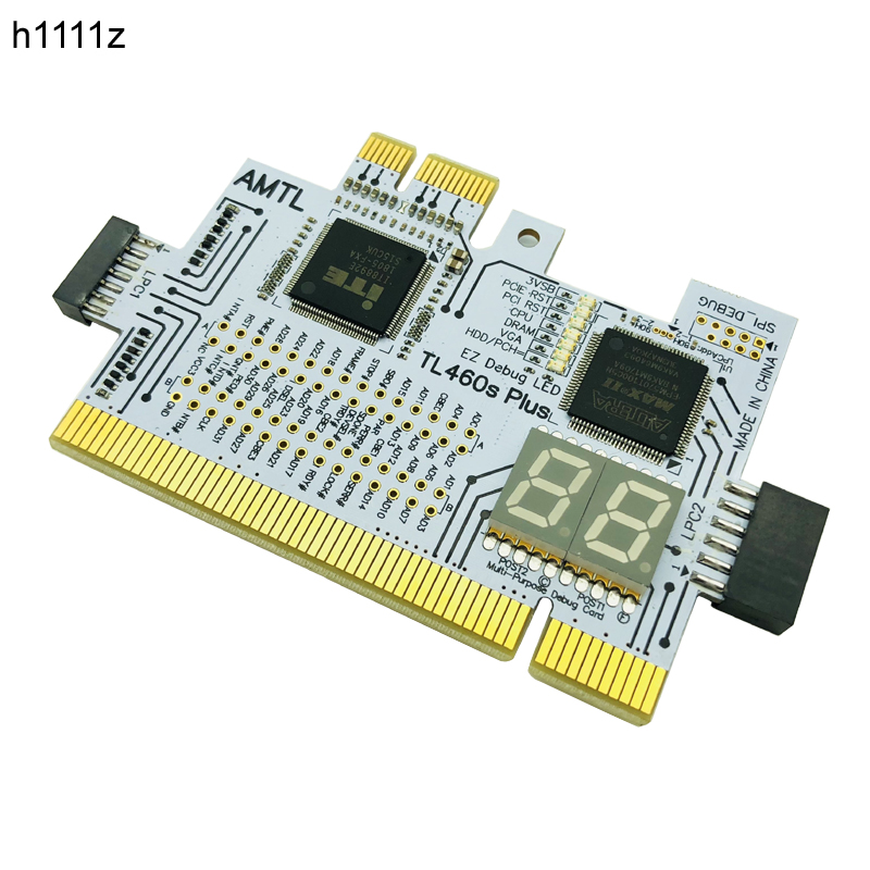 Post Card Multifunction PCI Express PCIE PCI Post Card LPC-DEBUG Motherboard Tester Diagnostic Cards for PC Computer Components