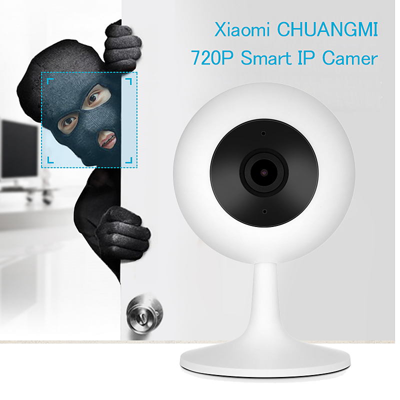Xiaomi Xiaobai Smart Camera 360 Night Version Telecamera  IR Remote Control / Wireless WiFi / Motion Detection kamera