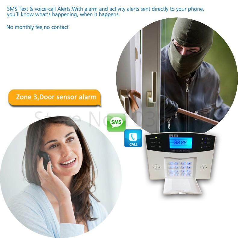 alarm system kit G500-9