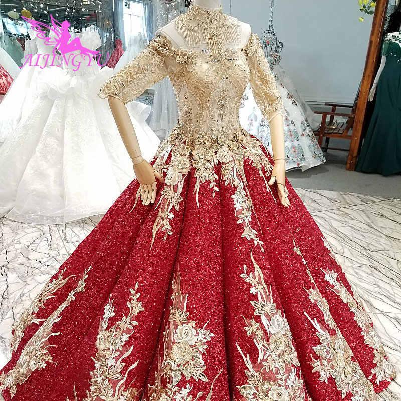 46454ccf43987 Detail Feedback Questions about AIJINGYU Wedding Dresses Lebanon ...