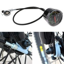 Exercycle Bicycle Bike Cycling Classic Analog Resettable Odometer Speedometer