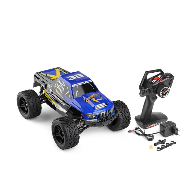 Bigfoot rc drift car A323 2.4G 2WD 1/12 scale 35KM/H High speed Rc Monster Truck vehicle remote control racing car toy VS 12428 wltoys 12428 12423 1 12 rc car spare parts 12428 0091 12428 0133 front rear diff gear differential gear complete