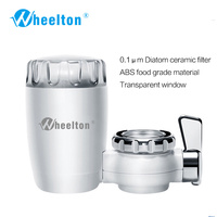 Water Filter Faucet 8 Layers Purification Ceramic Activated Carbon&KDF And More Household Kitchen Water Purifier Filter