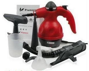 Hard Surface Hand Steam Cleaner - As Seen on TV
