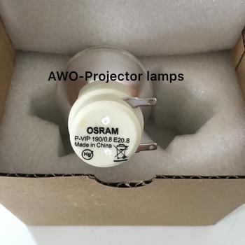 Nowa lampa żarowa Osram P-VIP 190 0 8 E20 8 do projektorów ACER BenQ Optoma VIEWSONIC tanie i dobre opinie P-VIP 190 0 8 E20 8