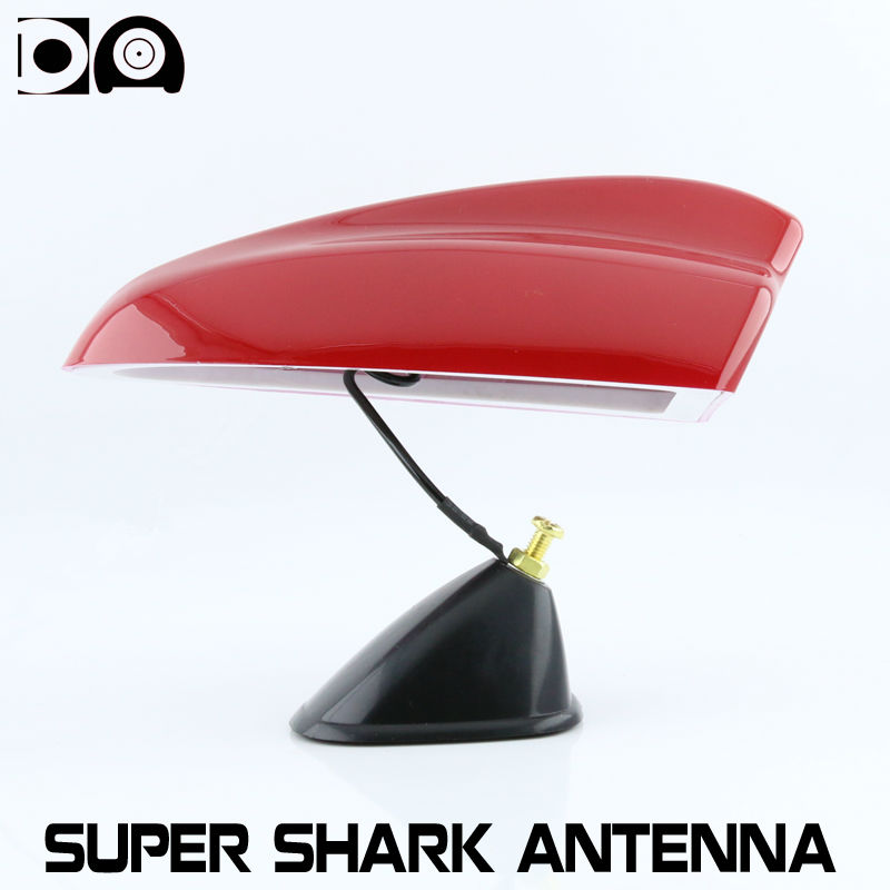 Super shark fin antenna special car radio aerials with 3M adhesive for Renault Kadjar