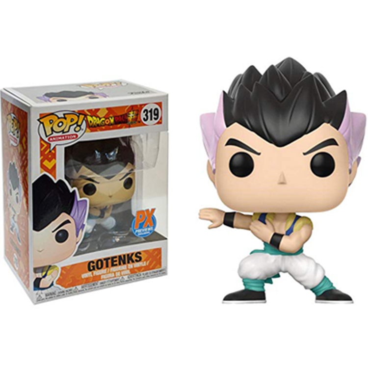Funko pop Official Amine Dragon Ball Vinyl Action Figure Collectible Model Toy 29