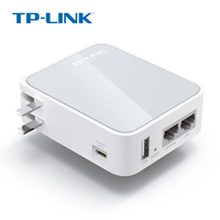 TP-Link WiFi Router 2.4G WiFi Repeater TP LINK 150M Mini Wireless Router TL-WR720N 802.11b VPN Travel companion Routers