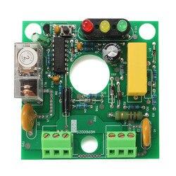 Mtgather para a bomba de água azul controle automático perssure interruptor eletrônico placa de circuito 10a popular peças reposição da bomba