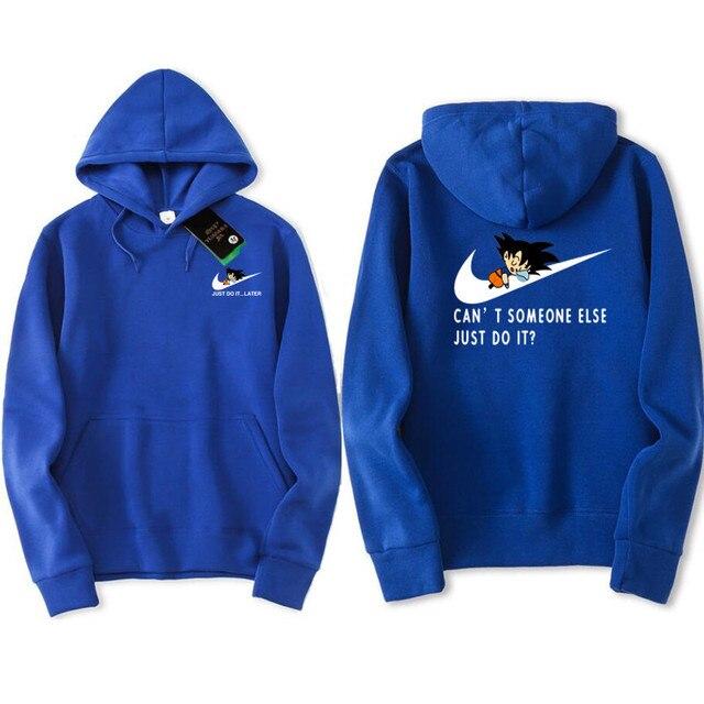 Pánska štýlová mikina Just do it – 5 farieb