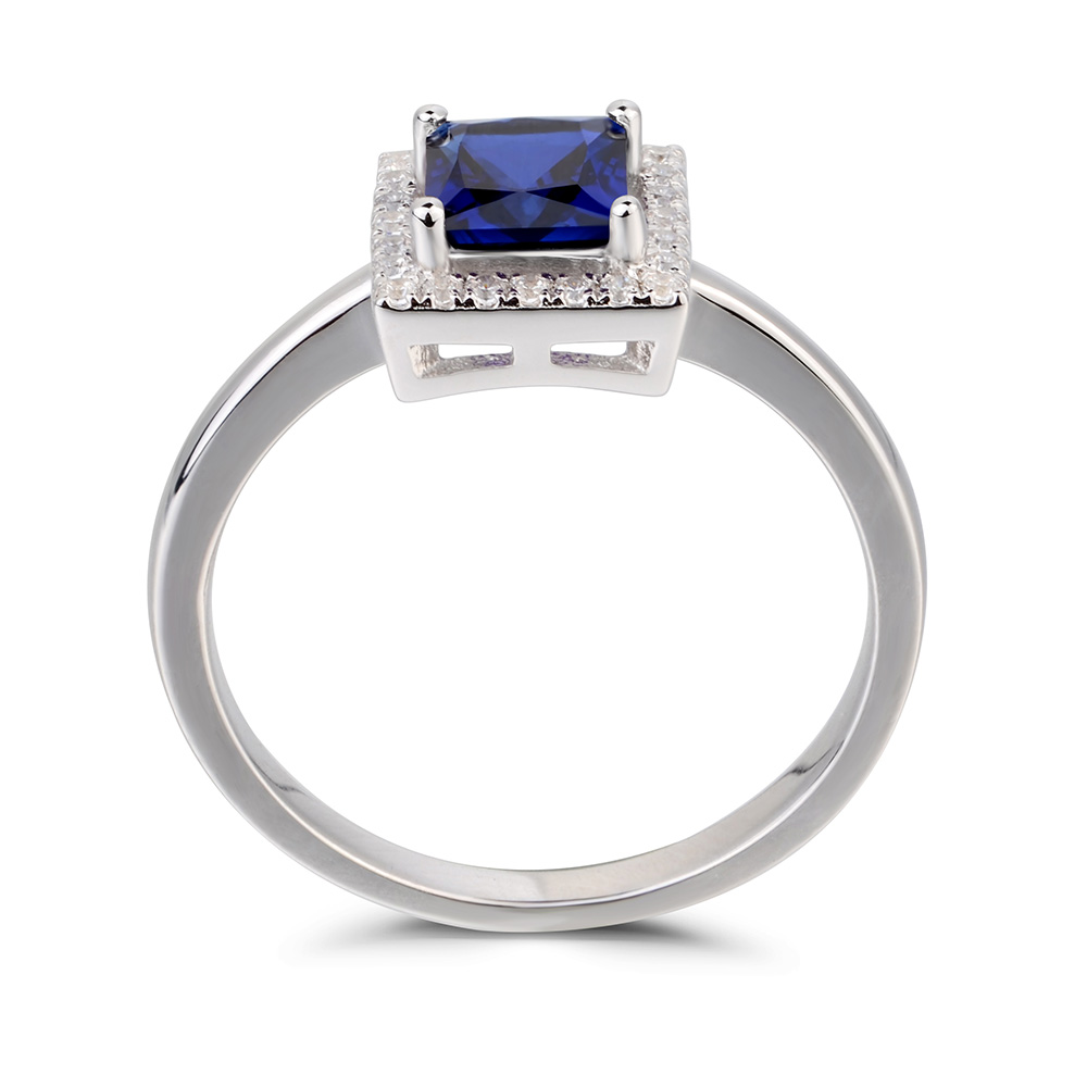 ring sapphire created birthstone jewelry rg blue with james lab categories zoom hammered wedding september avery rings