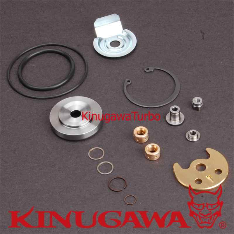 Kinugawa Turbo Rebuild Kit for Mitsubishi TD02 TD025 TD03 Super Back Genuine for BMW E89 E90 E91 E92 E93 135i 335i N54