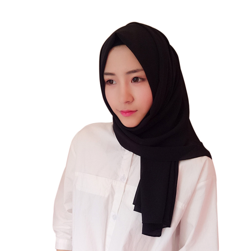 Djgrster Stretchable Hijab Underscarf Cap Shawl Muslim Islim Scarf Inner Headband Hijab Polyester Fiber 15 Colors Wholesale Strong Packing Traditional & Cultural Wear Novelty & Special Use