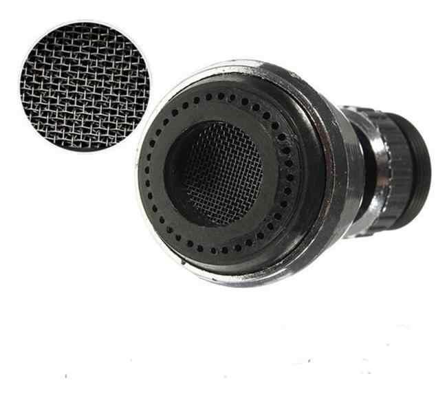 キッチン器具 360 回転節水タップ蛇口アクセサリー蛇口水フィルターアダプタエアレーターディフューザー蛇口ノズル