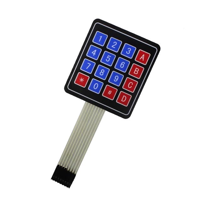 4×4 Membrane Keypad Module