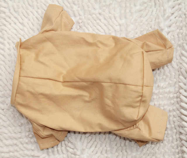 """Hight Quality wholesale Reborn Babies Doll Cloth Body For 18 """" not finish Newborn Dolls Free Shipping"""