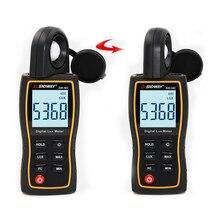 Цифровой люксметр Люкс/измеритель FC светильник-метр для фотосъемки люминометр фотометр ручной спектрометр осветитель 200000Lux