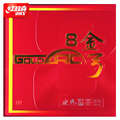 DHS tafeltennis rubber GoldArc 8 Cake spons gemaakt in Duitsland Gold Arc ping pong accessoires tenis de mesa