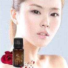10ml pure natural virgin organic Rose oil cold pressed Nature Rose oil skin&hair care essential oils body massage oil