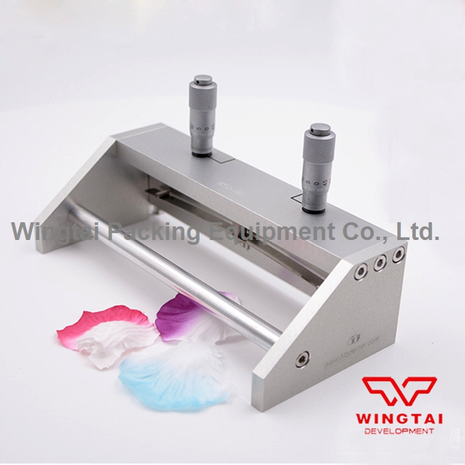 150mm Paint Adjustable Wet Film Applicators Aluminium Silver Film Applicator BGD209/3 цена