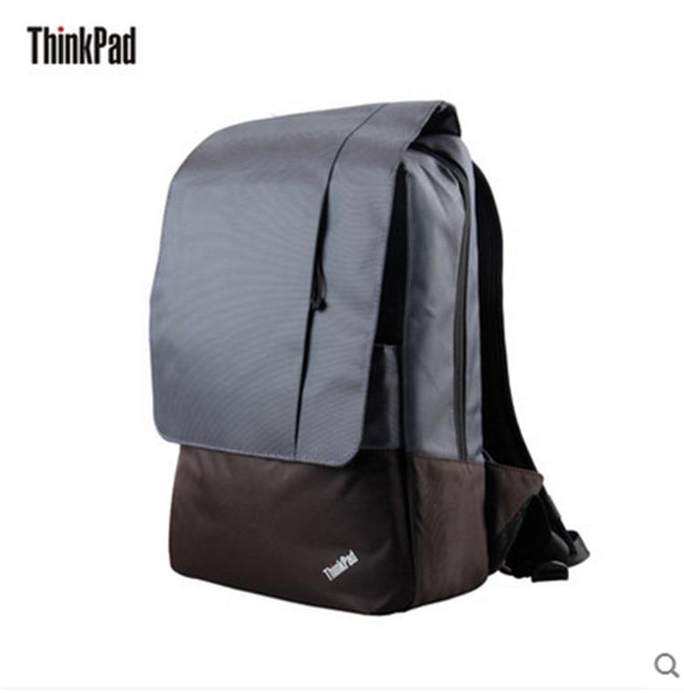Original for Lenovo ThinkPad Laptop backpack Women Men Notebook Sleeve backpack Back for 14 15.6 BP400 Silver bag