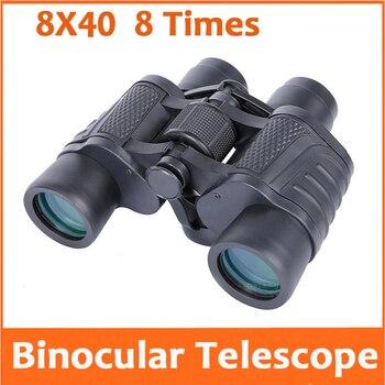 8X 40mm Birthday Gift Children Educational Telescope Adjustable Outdoor Travel Concert Birdwatching Camping Binocular Telescope