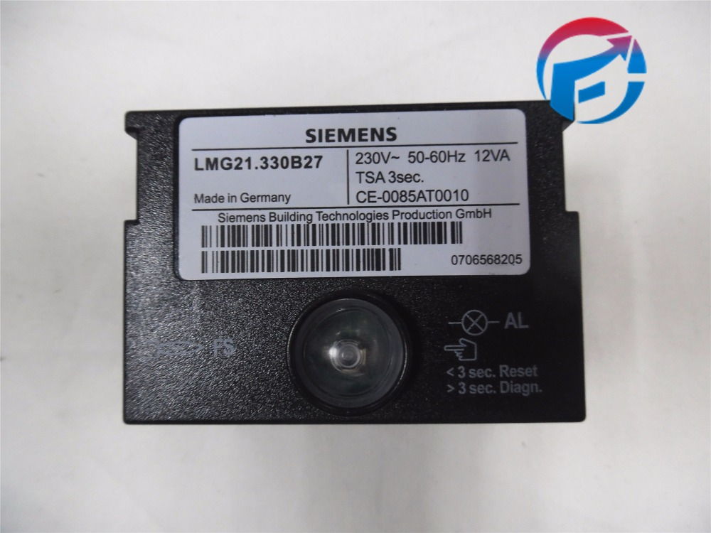 LMG21.330B27 230V Control Box For Oil Or Gas Burner Controller New cybernetics or control