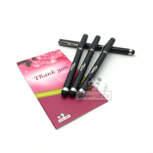 HOT UNIQUE Smart phone stylus ballpen custom engraved with your company logo/telephone  FREE 100pcs a lot mini pocket pen