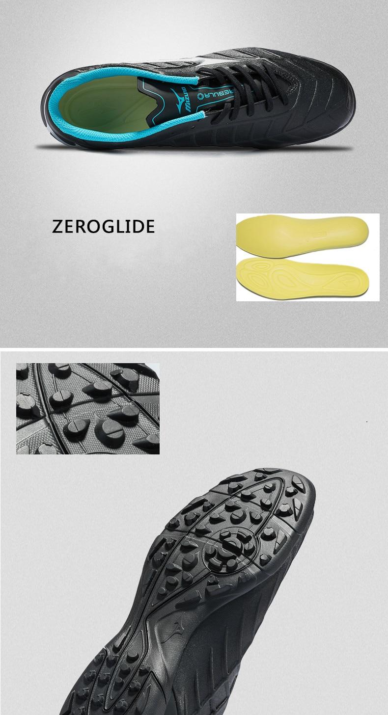 fe07aa7f52e Clear Stocks MIZUNO REBULA V3 AG Cushion Soccer Shoes Sports Shoes ...
