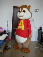 quality costume alvin mascot costume chipmunk mascot costumes walking disguise