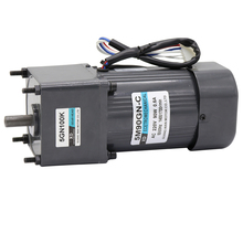 5I/RK90GN-C 220V AC geared motor, 90W high torque, low speed, one-way, micro with governor