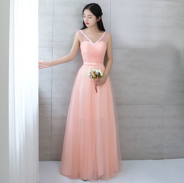 robe soiree sexy long 2017 party time formals size 8 peach evening ...