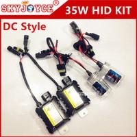 1 Set Xenon 35W Hid Kit H1 H3 H7 H8 H9 H10 H11 9005 9006 HB3