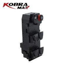 цена на KobraMax Power Window Regulator Master Switch For Honda Civic 2006-2010 35750-SNV-H51 35750SNVH51