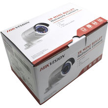 IP Camera DS 2CD2032 I 4mm 3MP Security Dome Mini Camears English Version Hik POE Network