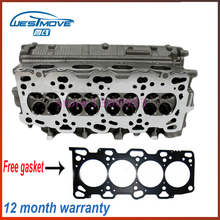 cylinder head for  ENGINE : G4JS HYUNDAI  2.4L   2210038410 22100 38410 22100-38410
