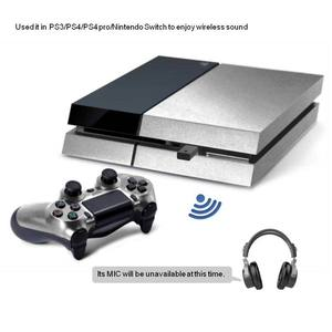 Image 4 - USB Bluetooth 5.0 Audio Transmitter CSR8675 aptX HD Sound Card Adapter for PC laptop Game Device Stereo Transmisor