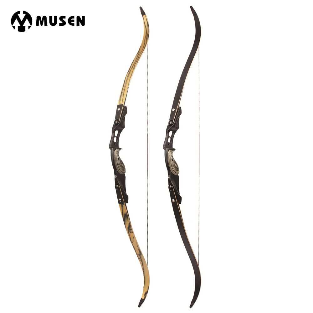 60 inches 30-60 lbs 2 Color American Hunting Bow in IBO 190FPS with 17 inches Riser Traditional Bow Long Bow Hunting 60 hanks stallion violin horse hair 7 grams each hank 32 inches in length