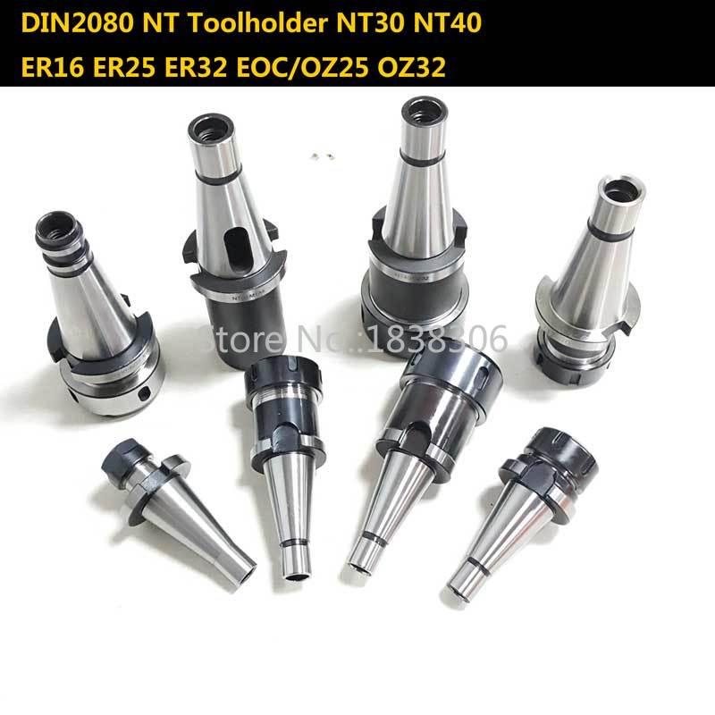 NT30 ER32 M12 Milling Chuck Holder Milling worlholding for ER32UM Spring Collets