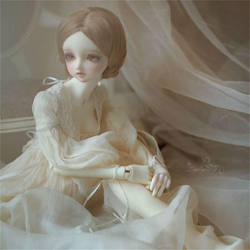 OUENEIFS Volks Lieselotte bjd sd dolls 1 3 body model girls boys eyes High Quality toys