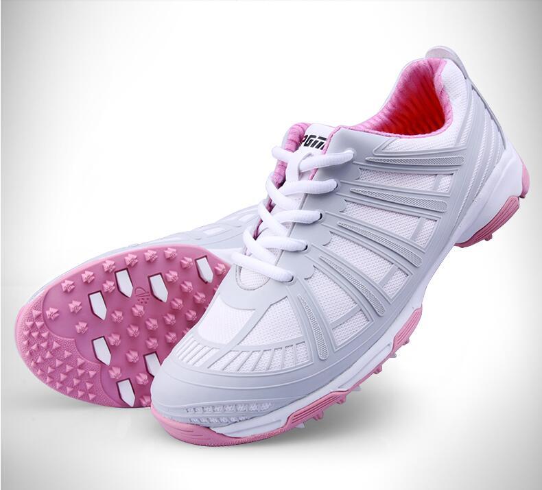 Лидер продаж! PGM женщина профессиональный гольф обувь для женщин легкие кроссовки Женская дышащая обувь для гольфа открытый тренажерный за...