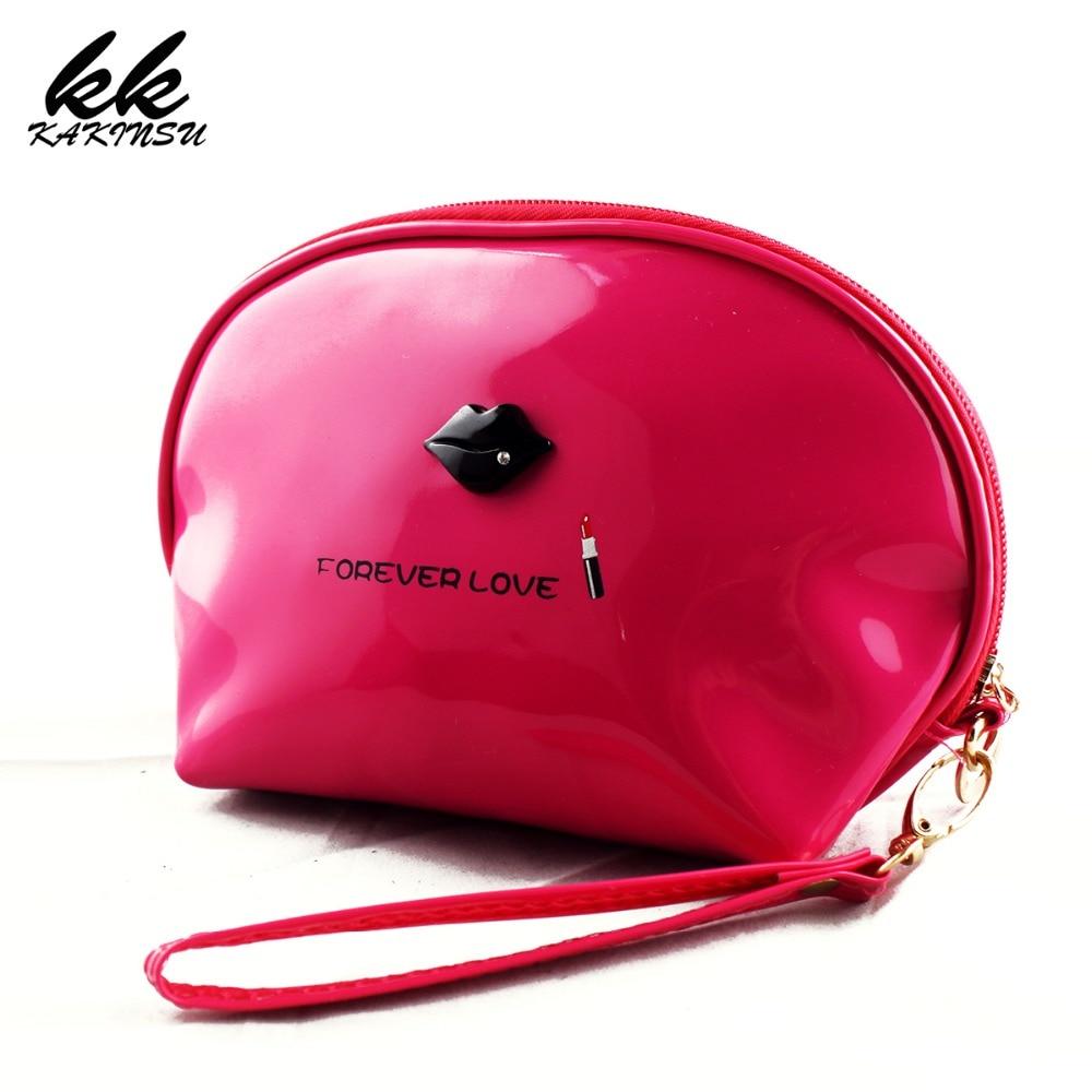KAKINSU Pu Leather Women Cosmets