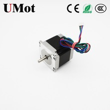 Free shipping NEMA 23 Stepper Motor 1.8 Degree 57mm 4-lead 2PH 2A 950m.Nm Nema23 Stepper Motor for CNC parts free shipping 1pcs stepper motor 4 lead nema17 48mm 78oz in 1 8a 17hs8401 motor with tb6600 stepper motor driver nema23 17