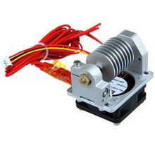 Metal JIETAI short-distance j-head V2.0 0.4mm nozzle with cable & cooling fan