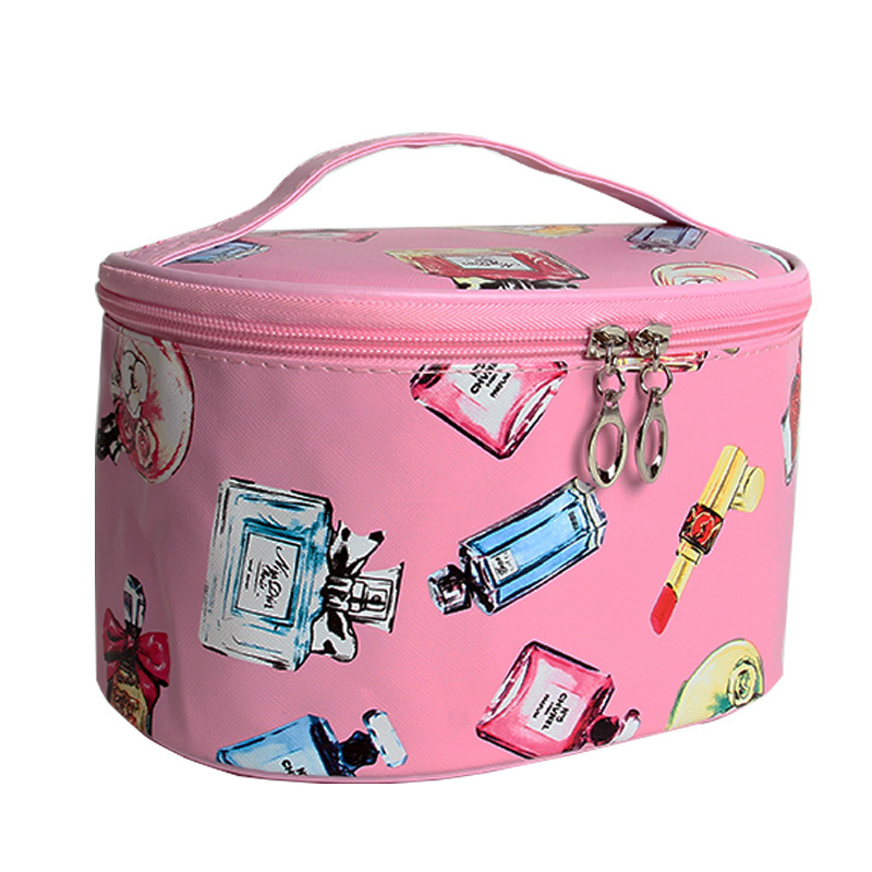 eTya Fashion Women Cosmetic Bags Travel Necessarie