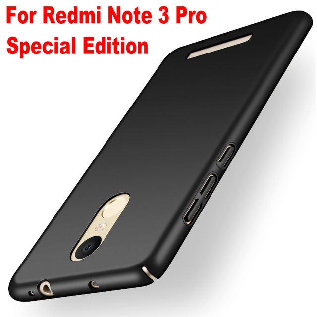 For Xiaomi Redmi Note 3 Pro Case Special Edition 360 Matte Skin Fundas Hard Slim Phone