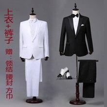 XXS-XXL   2017   Big yards men's clothing !!!     Male costume suits suit class service  The singer's clothing