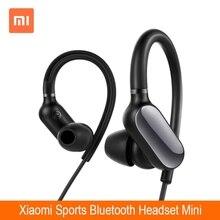 Xiaomi Mi ספורט Bluetooth אוזניות מיני גרסה אלחוטי Bluetooth 4.1 ספורט אוזניות עמיד למים אוזניות עם מיקרופון