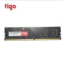 Tigo Оперативная память 8 ГБ 2666 МГц памяти DDR4 память ddr 4 288 булавки для настольных ПК бренд игра Оперативная память пожизненная